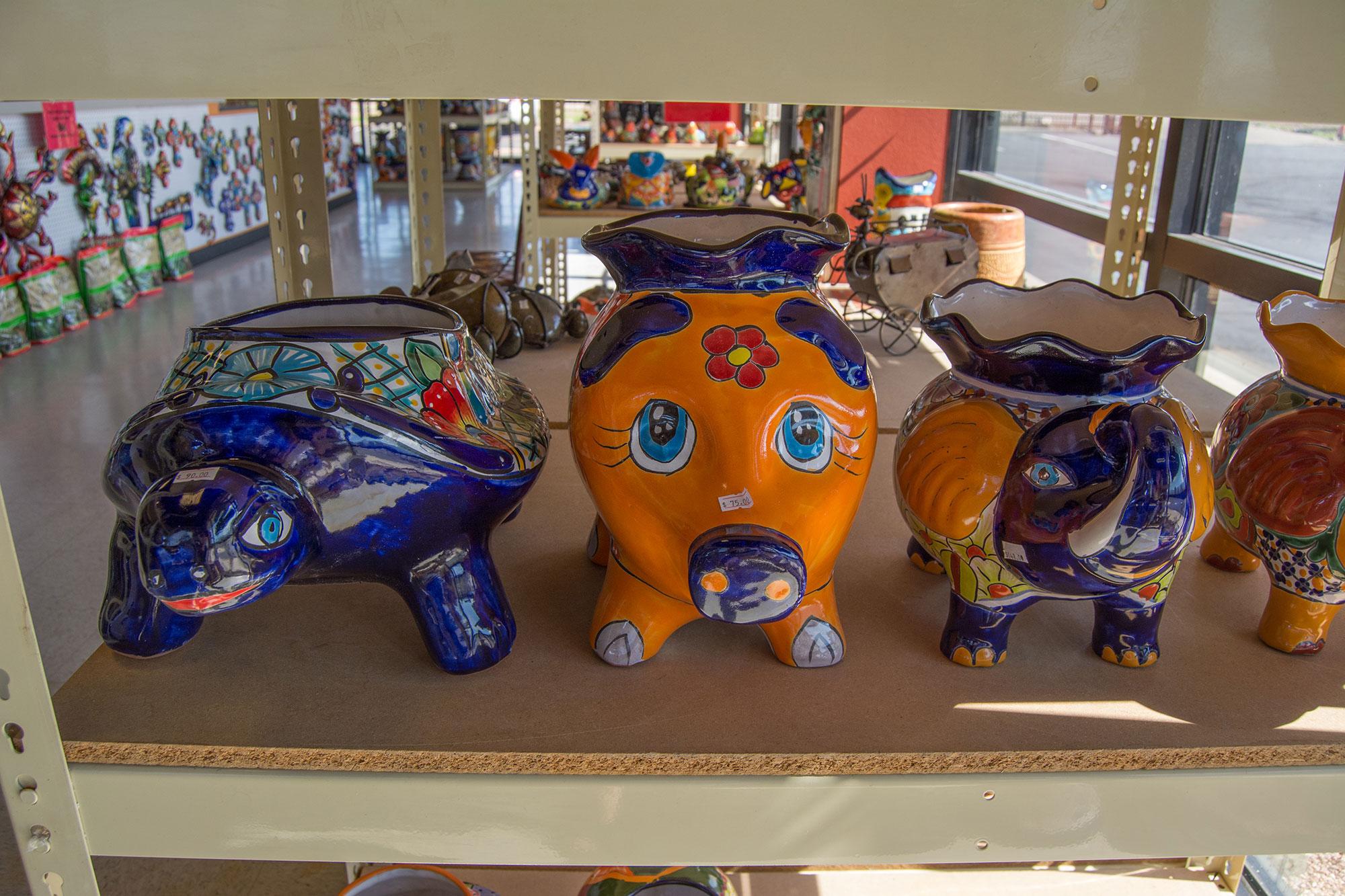 pottery fiesta